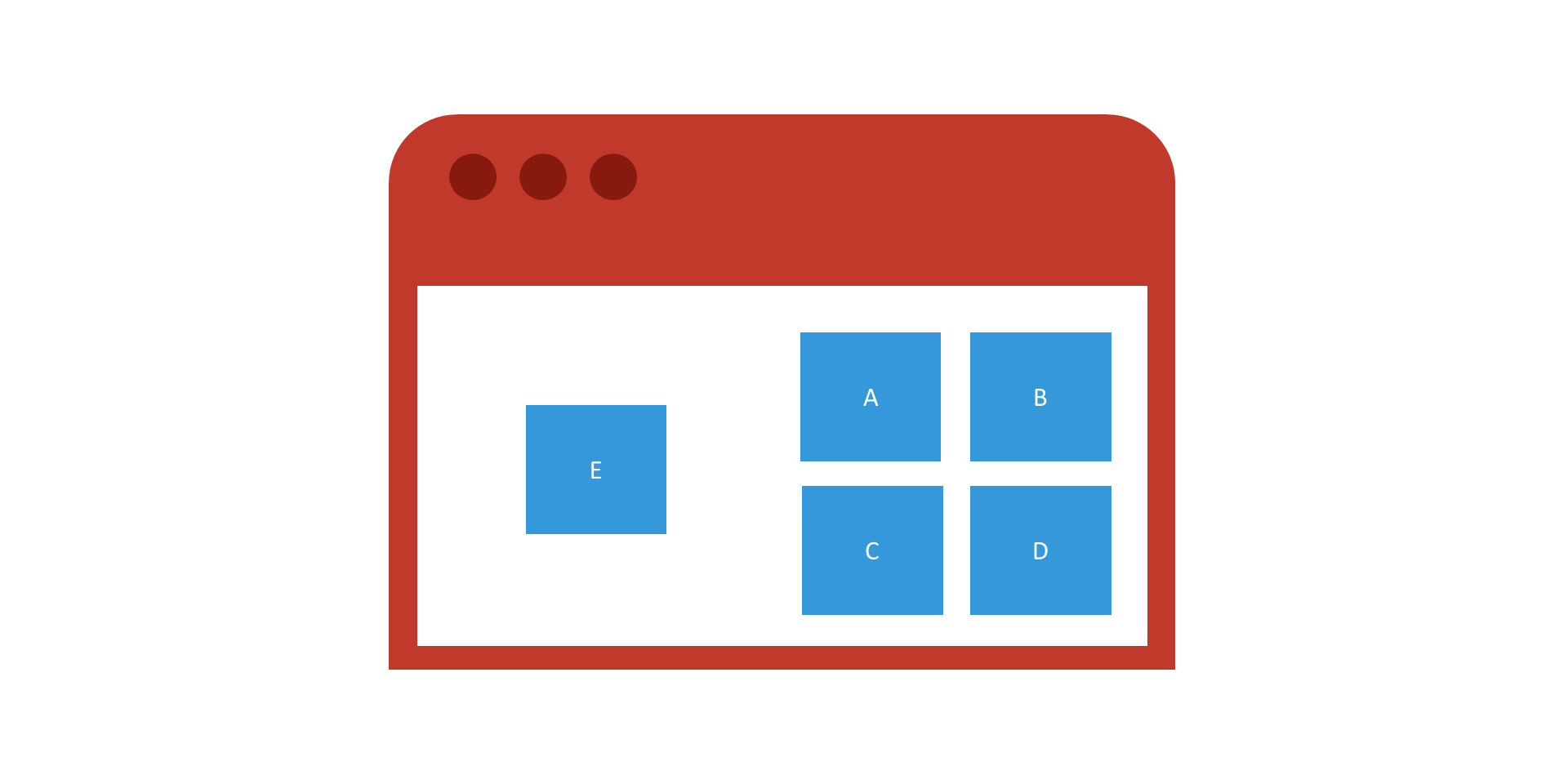 Visual hierarchy in website design image 9