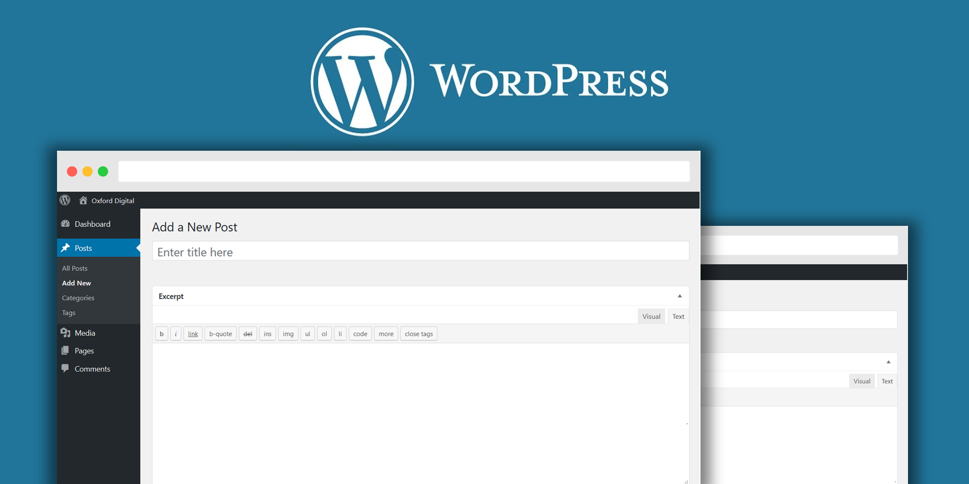 WordPress Posts versus Pages – what is the difference